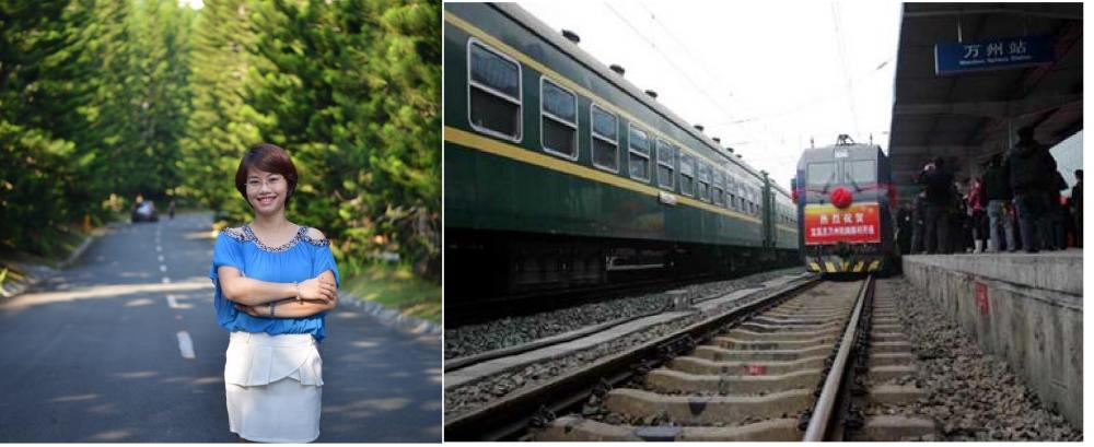 Từ vựng đường sắt trong tiếng Trung