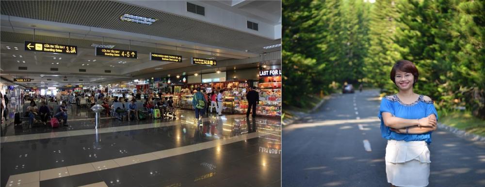 Từ vựng du lịch qua sân bay, nhà ga ( Phần 1 )