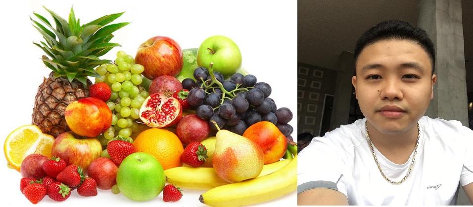 Từ vựng tiếng trung chủ đề các loại trái cây