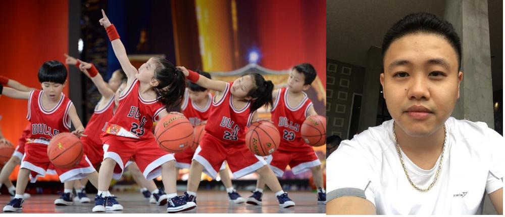 Từ vựng tiếng Trung về bóng rổ