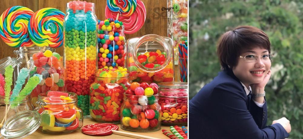 Từ vựng Tiếng Trung về Kẹo