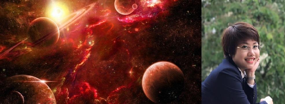 Từ vựng Tiếng Trung về Không gian Vũ trụ