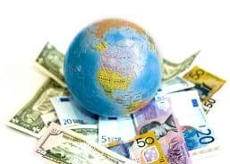 Tiền tệ quốc tế dịch sang tiếng trung