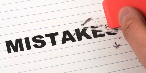 Lỗi thường gặp khi sử dụng từ trong tiếng trung