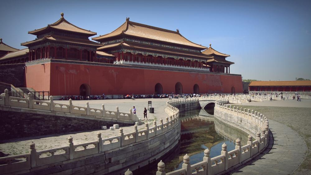 [Du lịch] Thăm quan Bắc Kinh!