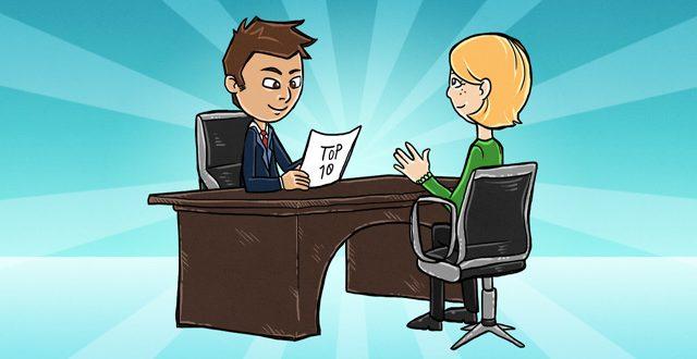 Tình huống đi phỏng vấn bằng tiếng trung!