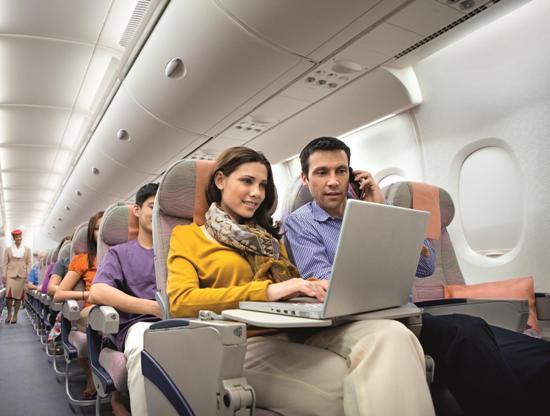 [Du lịch] Trên máy bay!