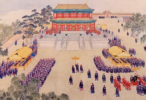 Sau thời đại vua Tần