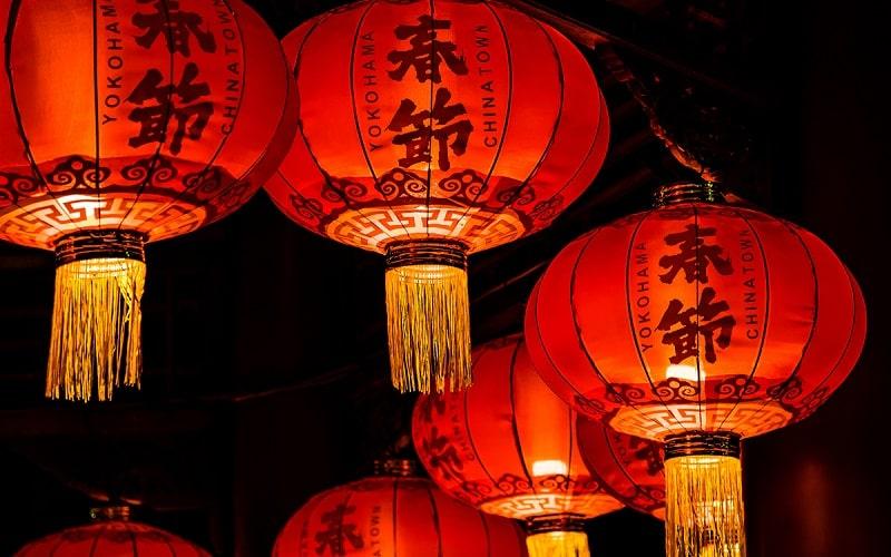 Đèn lồng Trung Hoa