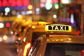 Học tiếng Trung chủ đề đi Taxi