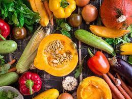 Tiếng Trung về rau củ quả