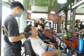 Tiếng Trung chủ đề cắt tóc
