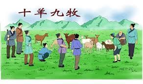 20 thành ngữ tiếng Trung vần U, V