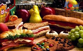 Từ vựng về thực phẩm thường gặp
