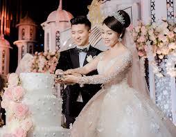 Từ vựng về lễ cưới