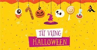 Từ vựng về  Halloween