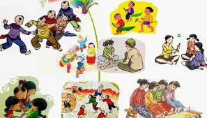 Từ vựng tiếng Trung một số đồ chơi trẻ em hay dùng nhất