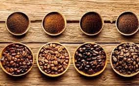 Từ vựng tiếng Trung - Các loại cà phê