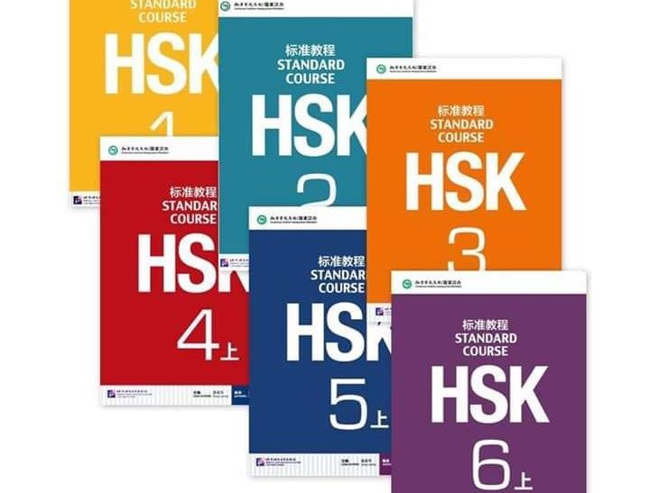 Tổng hợp các bài giảng theo giáo trình Chuẩn HSK 1, HSK 2, HSK 3, HSK 4, HSK 5, HSK 6