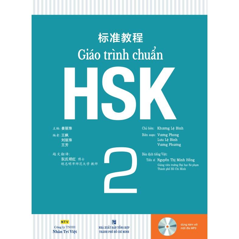 Bài giảng tiếng Trung Chuẩn HSK 2