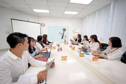 Khóa đào tạo tiếng Trung cho doanh nghiệp